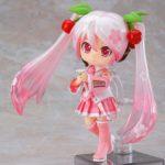 Nendoroid Doll Chile Sakura Miku Vocaloid Tienda Anime