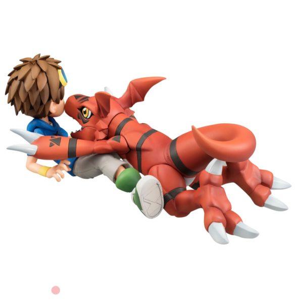 Figura Digimon Tamers Tienda Figuras Anime Chile Guilmon Takato Matsuda