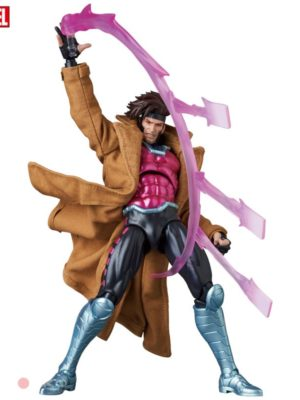 Figura Marvel Mafex Medicom Toy Chile Gambit X-Men Tienda Figuras Superhéroes Chile