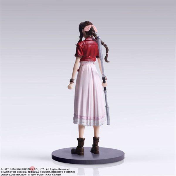Figura Final Fantasy VII 7 Remake Square Enix Tienda Figuras Anime Juego Chile Santiago