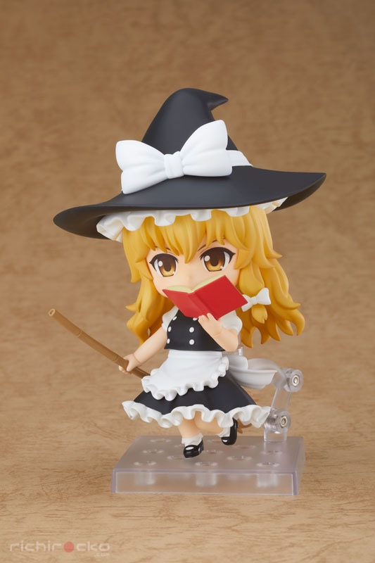 Figura Nendoroid Chile Touhou Project Marisa Kirisame 2.0 Tienda Anime Figuras