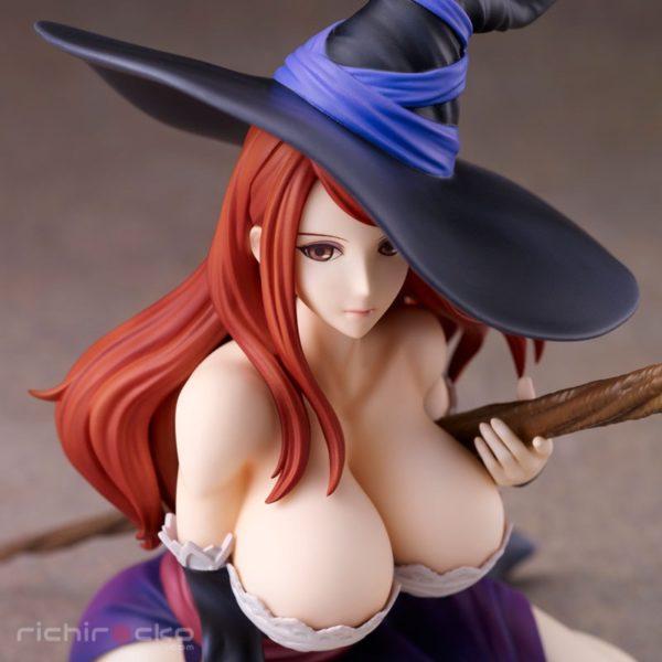 Figura Juego Dragon's Crown Sorceress Tienda Figuras Anime Chile