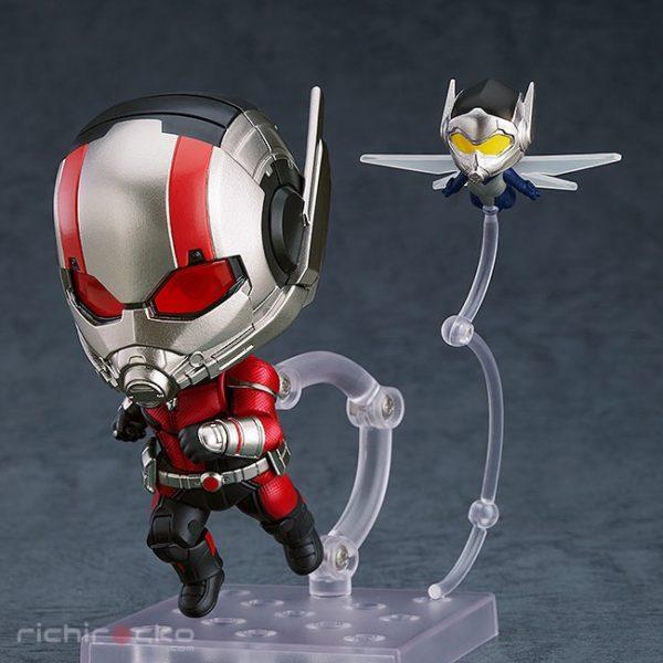 Figura Nendoroid Chile Avengers Endgame Ant-Man Figuras Marvel Tienda Anime Superhéroes