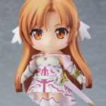 Figura Nendoroid Chile SAO Sword Art Online Alicization War of Underworld Asuna Stacia Tienda Figuras Anime Santiago