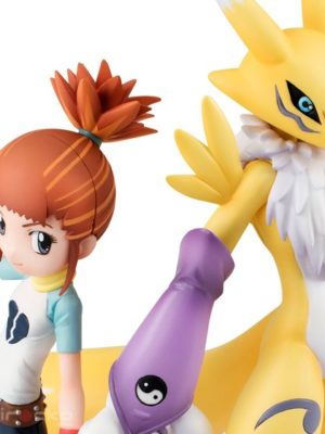Figura Digimon Tienda Figuras Anime Chile Renamon Makino Ruki