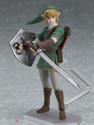 Figura figma Chile The Legend of Zelda Twilight Princess Link Tienda Figuras Anime Juego Nintendo Santiago