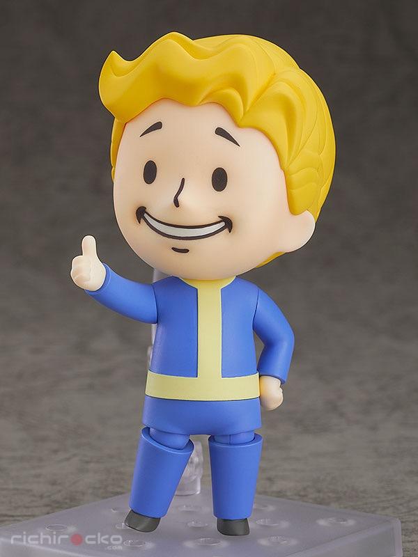 Nendoroid Chile Fallout Vault Boy Tienda Anime Juego