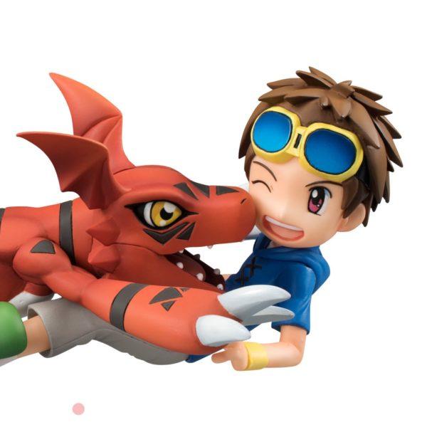 Figura Digimon Chile Tamers Tienda Figuras Anime Chile Guilmon Takato Matsuda