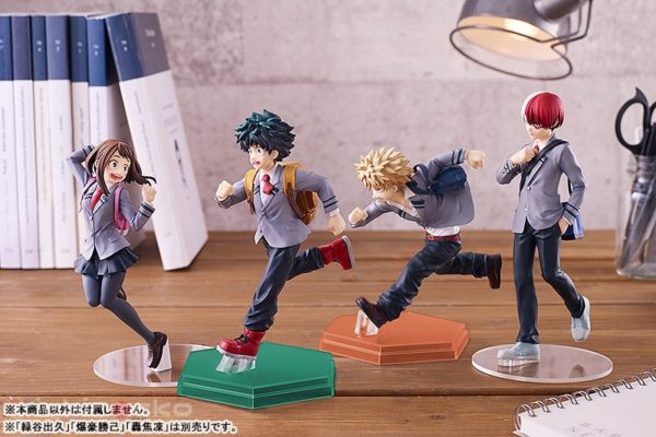 Figura POP UP PARADE Chile Boku no My Hero Academia Ochaco Uraraka Tienda Figuras Anime Santiago