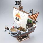 One Piece Chile Barco Going Merry Tienda Figuras Anime Plamodel Plastic Model Kit Bandai