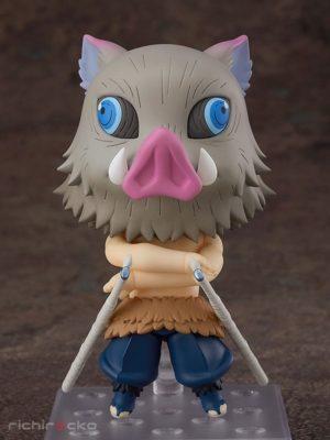 Figura Nendoroid Chile Demon Slayer Kimetsu no Yaiba Inosuke Hashibira Tienda Figuras Anime Santiago