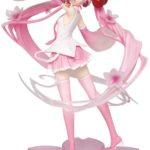 Figura Hatsune Miku Sakura Taito Prize Tienda Figuras Anime Vocaloid Chile Santiago