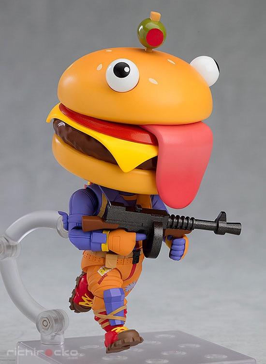Figura Nendoroid Chile Juego Fortnite Beef Boss Tienda Figuras Anime Santiago