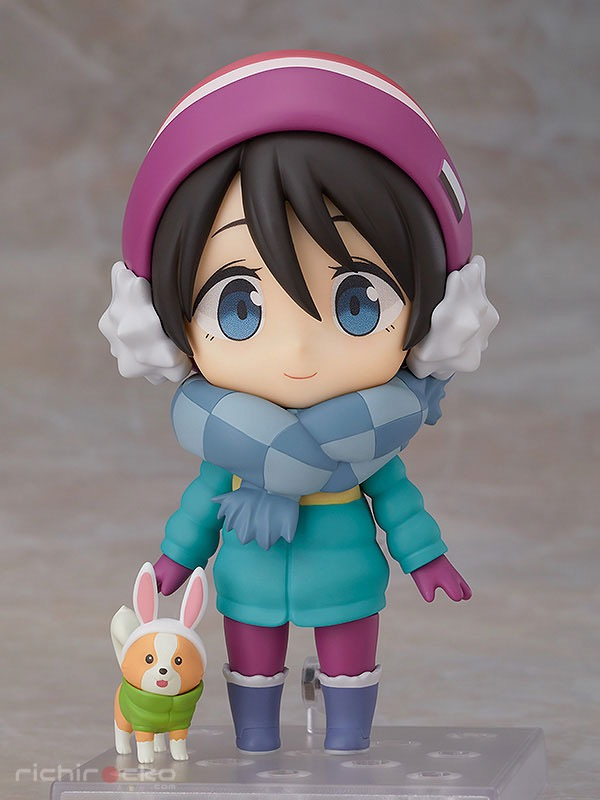 Figura Nendoroid Chile Yuru Camp Ena Saito Tienda Figuras Anime