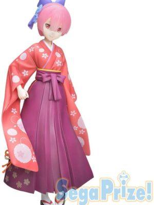 Figura Re:Zero Ram Tienda Figuras Anime Chile Santiago SEGA