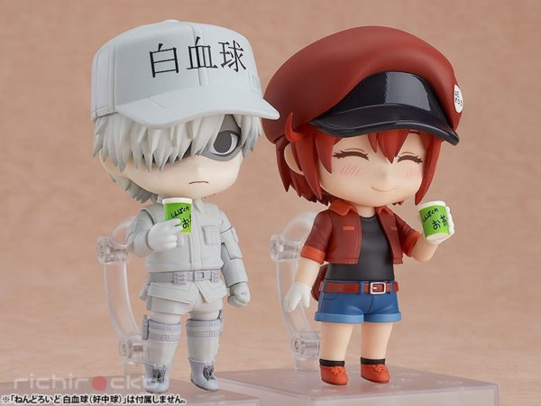 Figura Nendoroid Cells at Work! Red Blood Cell Tienda Figuras Anime Chile Santiago