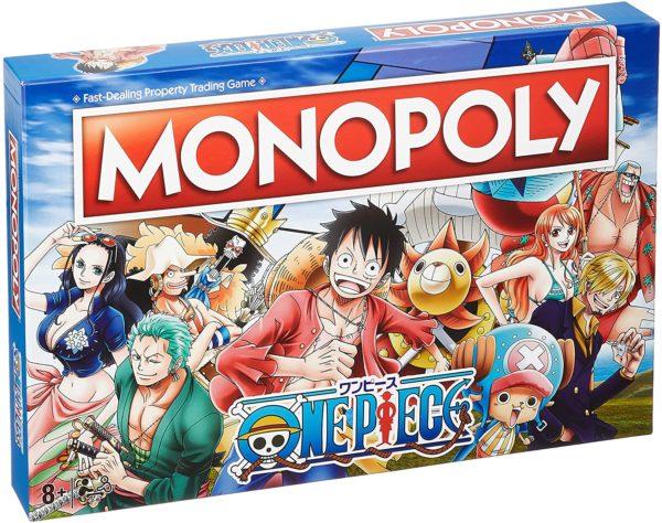 Juego de Mesa Monopoly One Piece Tienda Figuras Anime Chile Santiago