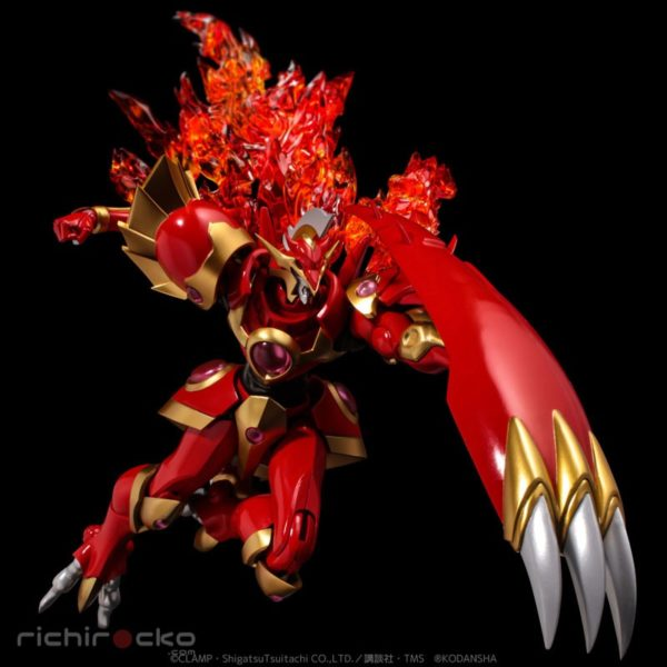 Figura RIOBOT Magic Knight Rayearth Tienda Figuras Anime Chile Santiago