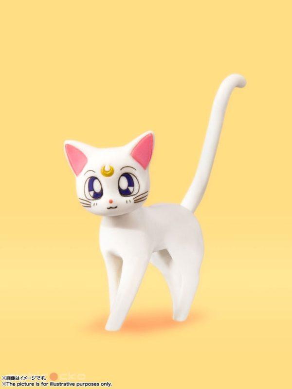 Figura S.H.Figuarts Sailor Venus Animation Color Edition Sailor Moon Tienda Figuras Anime Chile Santiago