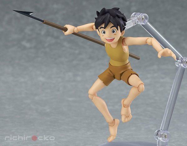 Figura figma Chile Future Boy Conan Tienda Figuras Anime Santiago