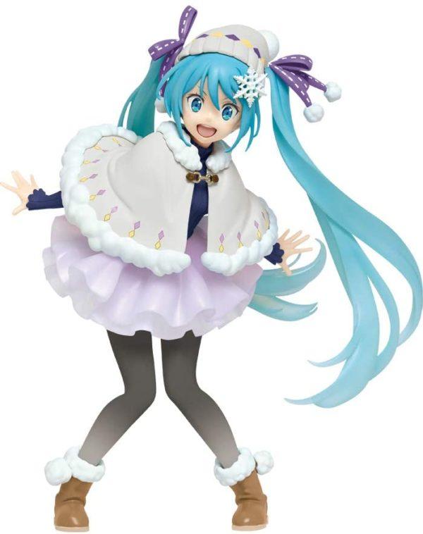 Figura Hatsune Miku Prize Tienda Figuras Anime Vocaloid Chile Santiago Taito