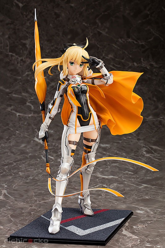 Figura Fate Grand Order GOODSMILE RACING TYPE-MOON Altria Pendragon Racing Saber Tienda Figuras Anime Chile Santiago