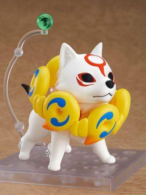 Figura Nendoroid Chile Juego Okami Amaterasu Tienda Figuras Anime Chile