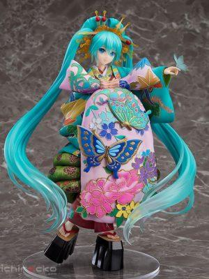 Figura Vocaloid Hatsune Miku Chou Kabuki Kuruwakotoba Awasekagami Tienda Figuras Anime Chile Santiago