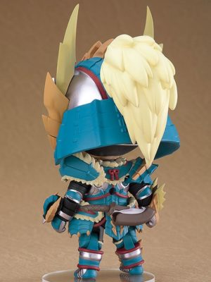 Figura Nendoroid Chile Monster Hunter World Iceborne Male Hunter Zinogre Alpha Tienda Figuras Anime Juego Santiago