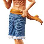 Figura Prize One Piece Luffy Magazine Banpresto Bandai Spirits Tienda Figuras Anime Chile Santiago