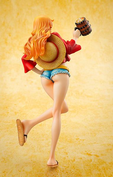 Figura POP Portrait of Pirates One Piece Nami Mugiwara Tienda Figuras Anime Chile Santiago