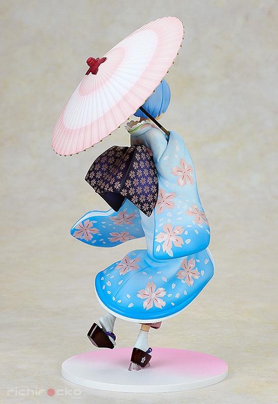 Figura RE:Zero KDcolle Rem Ukiyo-e Cherry Blossom Tienda Figuras Anime Chile Santiago