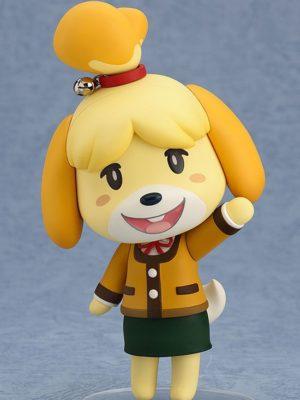 Figura Nendoroid Chile Animal Crossing New Leaf Isabelle Winter Tienda Figuras Anime Juego Santiago
