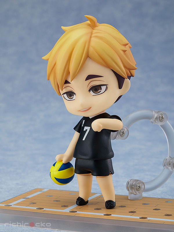 Figura Nendoroid Chile Haikyuu!! TO THE TOP Atsumu Miya Tienda Figuras Anime Santiago