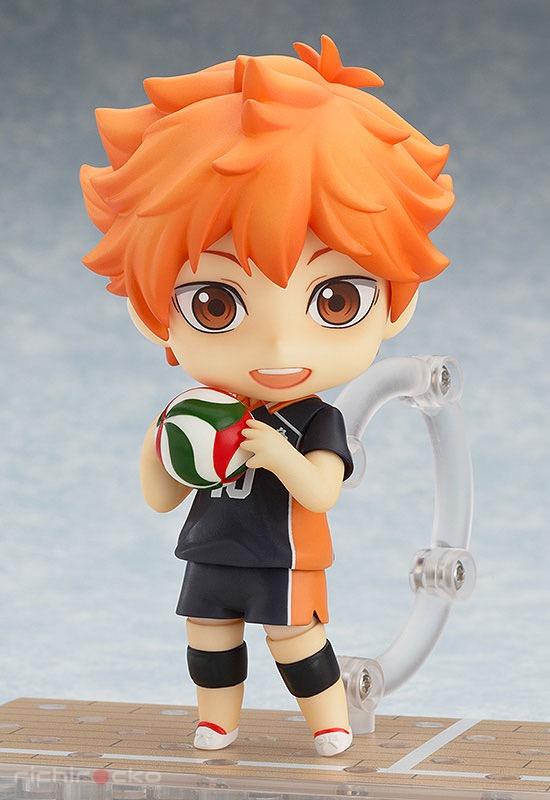Figura Nendoroid Chile Haikyuu!! Shoyo Hinata Tienda Figuras Anime Santiago