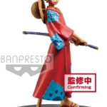 Figura Prize One Piece Luffy Wano Kuni DXF THE GRANDLINE MEN Banpresto Bandai Spirits Tienda Figuras Anime Chile Santiago