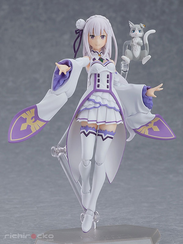 Figura figma Chile Emilia Re:Zero Tienda Figuras Anime Santiago
