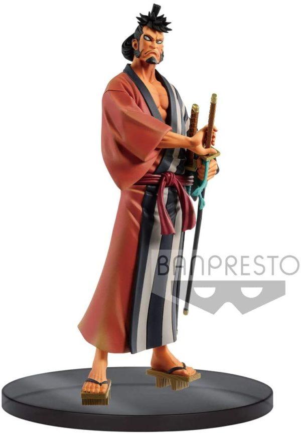 Figura Prize One Piece Kinemon Wano Kuni DXF THE GRANDLINE MEN Banpresto Bandai Spirits Tienda Figuras Anime Chile Santiago