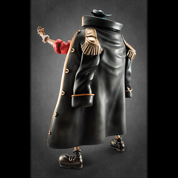 Figura POP Portrait of Pirates One Piece Kurohige Marshall D Teach Tienda Figuras Anime Chile Santiago