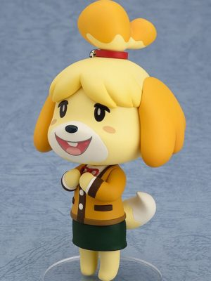 Figura Nendoroid Chile Animal Crossing New Leaf Isabelle Winter Tienda Figuras Anime Juego Santiago