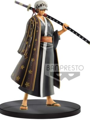 Figura Prize One Piece Trafalgar Law Wano Kuni DXF THE GRANDLINE MEN Banpresto Bandai Spirits Tienda Figuras Anime Chile Santiago