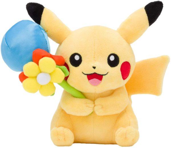 Peluche Pokémon Center Tokyo Pikachu Película Celebi Tienda Figuras Anime Chile Santiago