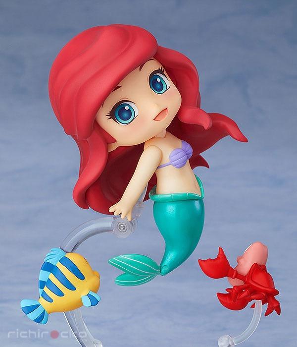 Figura Nendoroid Chile Little Mermaid Ariel Sirenita Tienda Figuras Anime Santiago