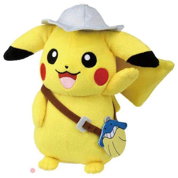 Peluche Pokémon Pikachu Película Celebi Tienda Figuras Anime Chile Santiago