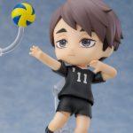 Figura Nendoroid Chile Haikyuu!! TO THE TOP Osamu Miya Tienda Figuras Anime Santiago
