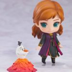 Figura Nendoroid Chile Frozen 2 Anna Travel Costume Tienda Figuras Anime Santiago