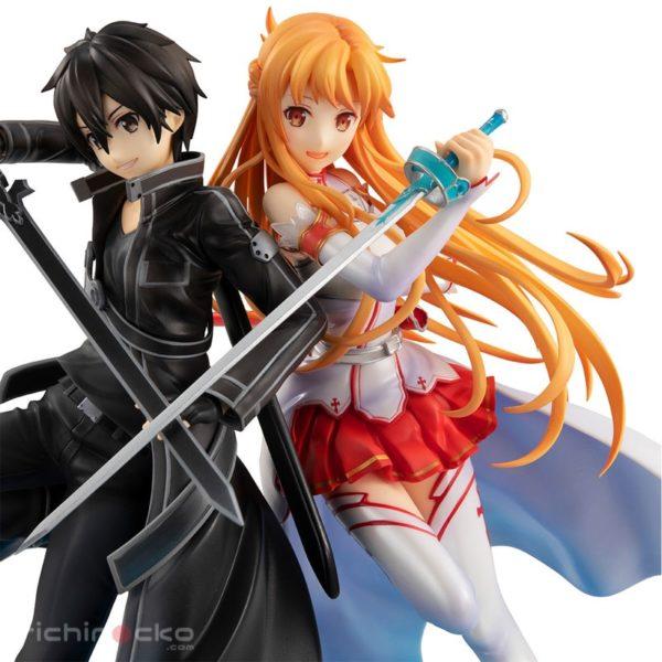 Figura SAO Sword Art Online Kirito Asuna Tienda Figuras Anime Chile Santiago