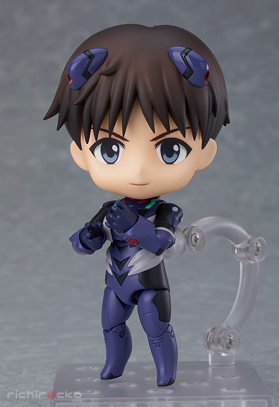 Figura Nendoroid Chile Rebuild of Evangelion Shinji Ikari Plugsuit Tienda Figuras Anime Santiago