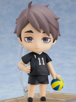 Figura Nendoroid Chile Haikyuu!! TO THE TOP Osamu Miya Tienda Figuras Anime Santiago