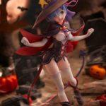 Figura Rem Re:Zero Halloween Phat Company Tienda Figuras Anime Chile